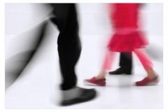 Das rote Kleid Monika Zander Urkunde